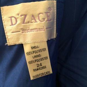 D'Zage by Bill Levkoff bridesmaid dress